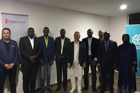 Türkiye'de Eğitim Gören Senegalli Öğrenciler Dakar'da Buluştu