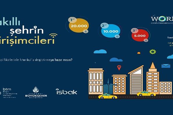 Türkiye Mezunlarını World Cities Congress 2018 İstanbul'a Davet Ediyoruz