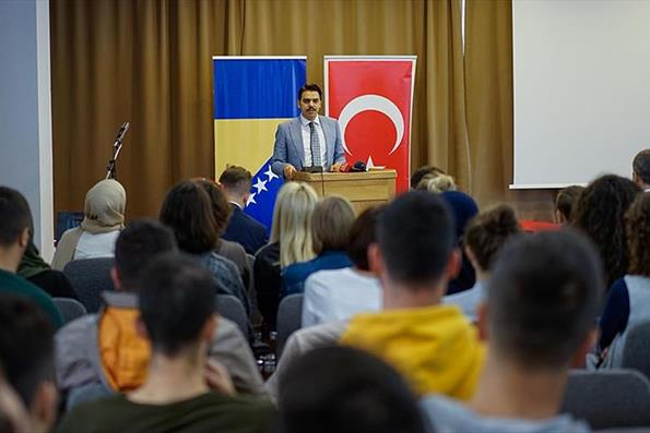 Bosna Hersek'teki Potansiyeli Gönüllerin Ötesine Taşımalıyız..