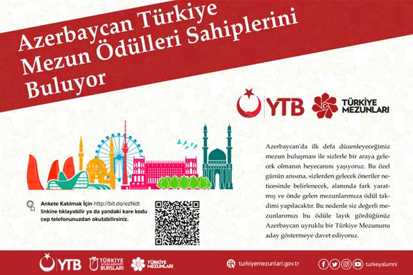 Türkiye Mezunları Azerbaycan'da Buluşuyor!