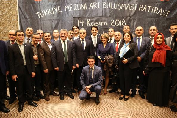 Azerbaycanlı Türkiye Mezunları Bir Araya Geldi