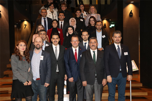 Gürcistanlı Türkiye Mezunları Tiflis'te Buluştu