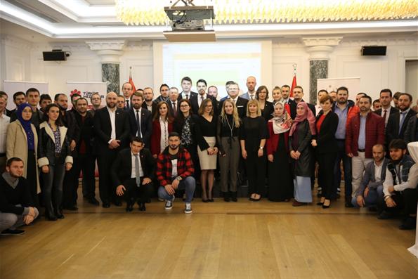 Tiran'da Türkiye Mezunları Buluşması Gerçekleştirildi