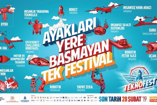Teknoloji ile İlgilenen Türkiye Mezunlarının Dikkatine!