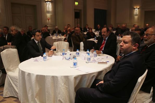 Türkiye Mezunları Ürdün'de Buluştu
