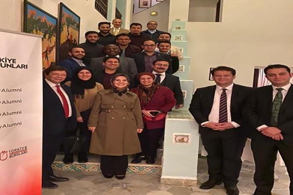 Cezayirli Mezunlar Bir Araya Geldi