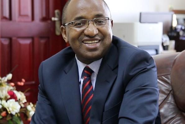Dr. Hüseyin Ali Mwinyi