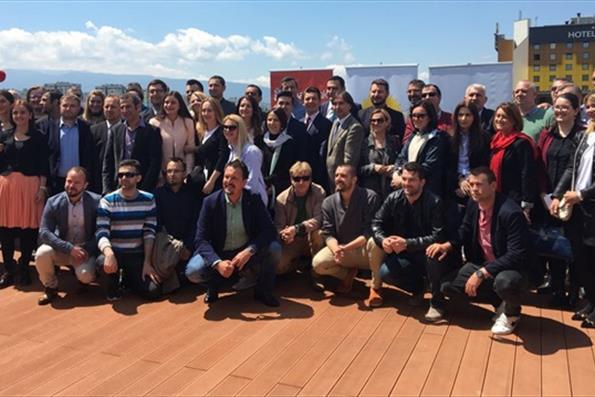Türkiye Mezunları Saraybosna'da Buluştu