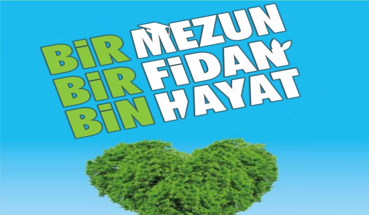 Türkiye Mezunlarından Anlamlı Destek
