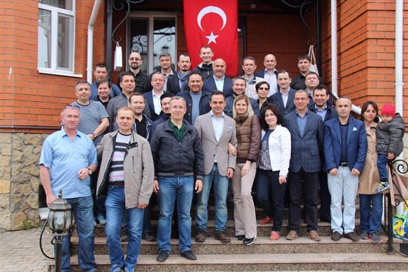 Tataristan'da Türkiye Mezunları Buluşması Gerçekleşti