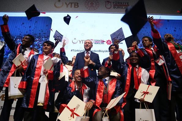 Türkiye Mezunları Afrika ve Türkiye Arasındaki Ticari İlişkilerde Baş Aktör