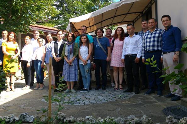 Yıllar Sonra Bulgaristan'da Türkiye Mezunları Bir Araya Geldi