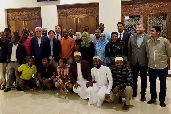 Zanzibar'da Türkiye Mezunları Buluşması Gerçekleştirildi