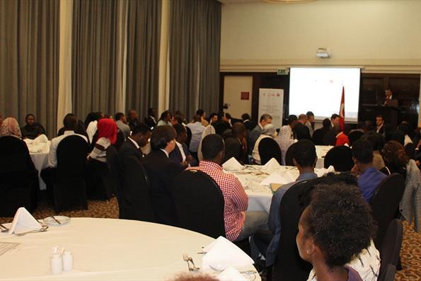Türkiye Mezunları Nairobi'de Buluştu