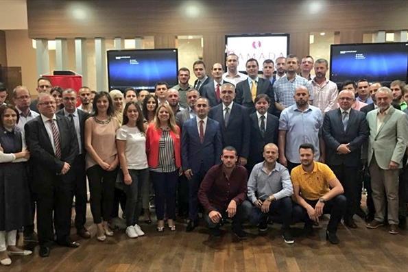 Karadağ'da Türkiye Mezunları Buluşması Gerçekleştirildi