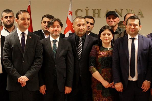 Türkiye Mezunları Batum'da Buluştu