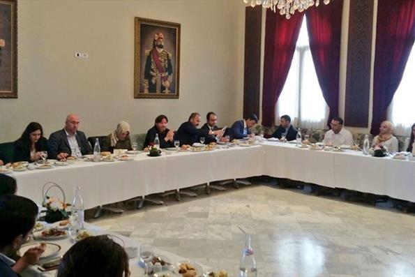 Tunus'ta Türkiye Mezunları Buluşması Gerçekleştirildi