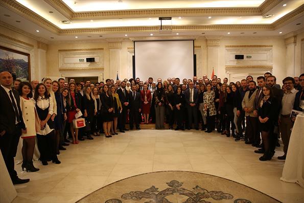 Kosova'daki Türkiye Mezunları Buluştu