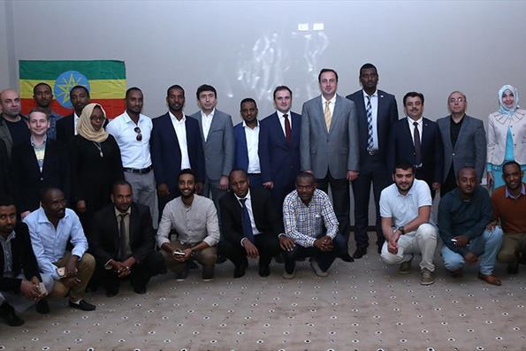 Türkiye Mezunları Etiyopya'da Buluştu