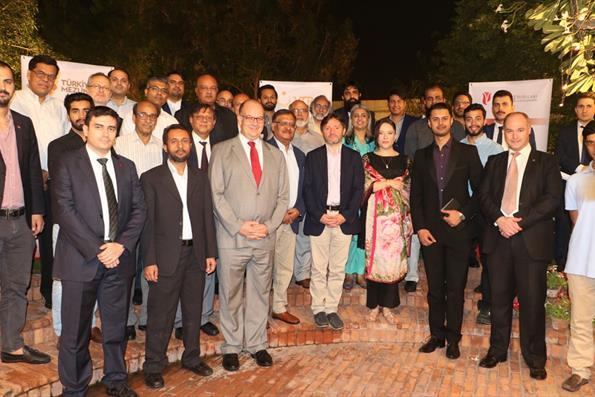 Türkiye Mezunları Karaçi'de Buluştu