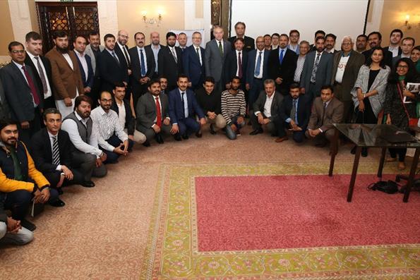 Türkiye Mezunları Pakistan'ın Başkenti İslamabad'da Buluştu
