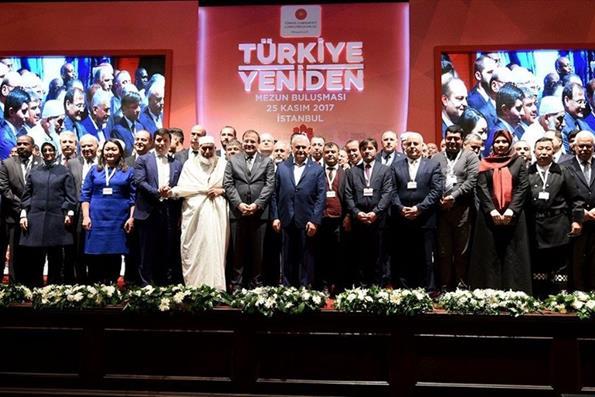 Türkiye Yeniden: Mezun Buluşması - İstanbul