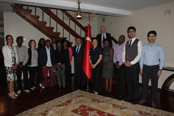 Türkiye Mezunları Zambiya'da Buluştu